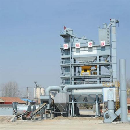 LB4000型沥青混凝土搅拌站