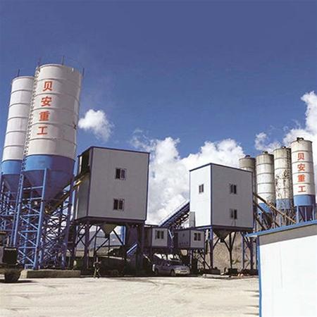 混凝土搅拌站生产厂家