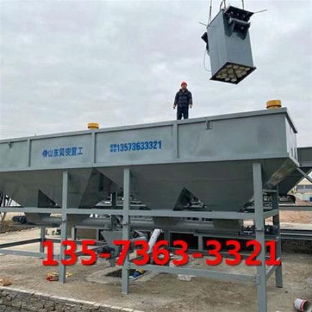 500型移动式米乐官方下载站配卧式水泥仓无锡工地