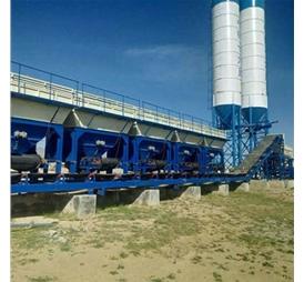 WDJ600型二次搅拌稳定土米乐体育m6站叠加式兰州工地