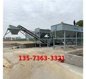 600型移动式米乐官方下载站配卧式水泥仓无锡工地1